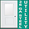 26 GA Steel Utility