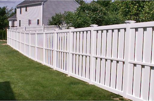 Breckenridge Fence