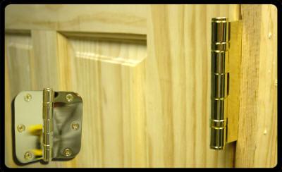 Bright Brass Interior