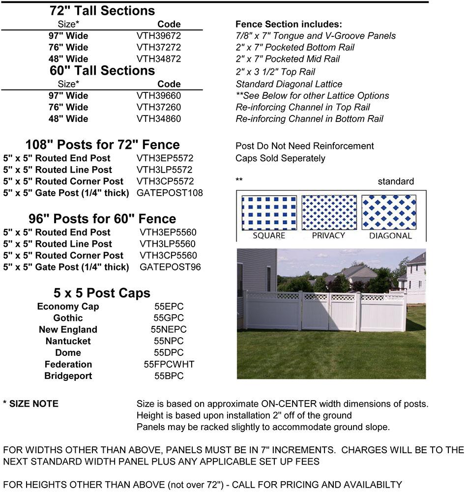 Tahoe 3 Information