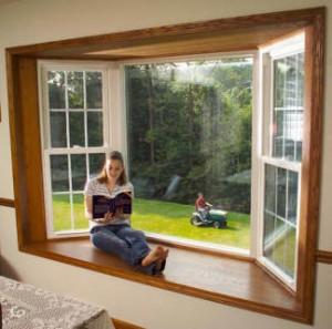 bay-window Interior