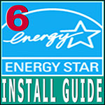 Energy Star 6 Installation Guide