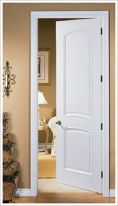 Molded Interior Door