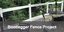 Bootlegger Fence Project