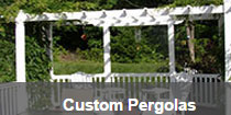 Custom Pergolas