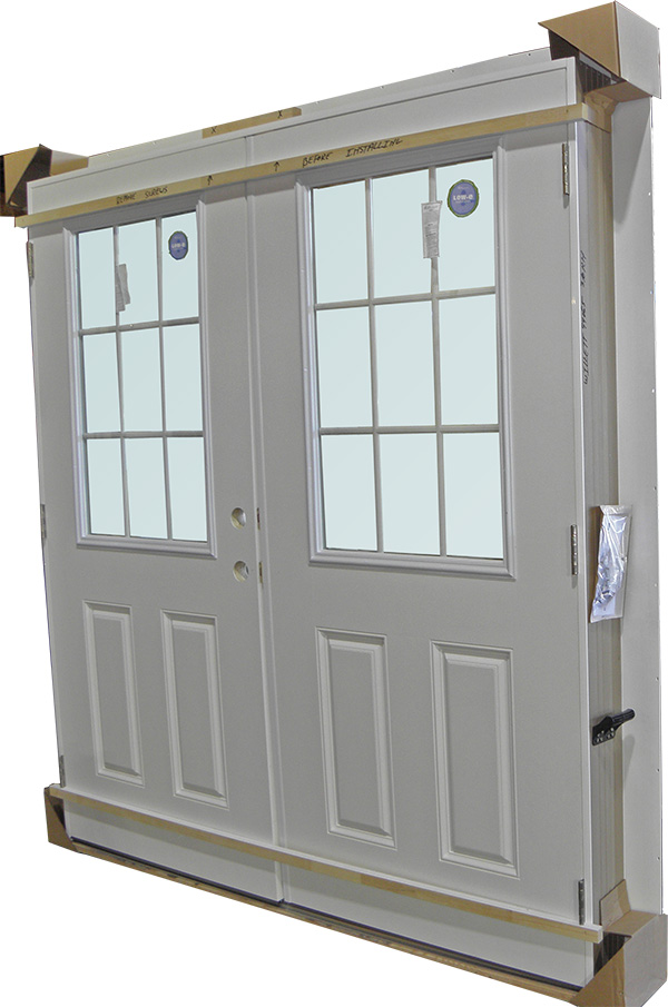 Sws interactive door sws specialty wholesale supply for Exterior door manufacturers