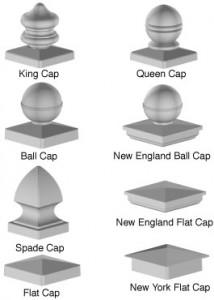 Post cap options