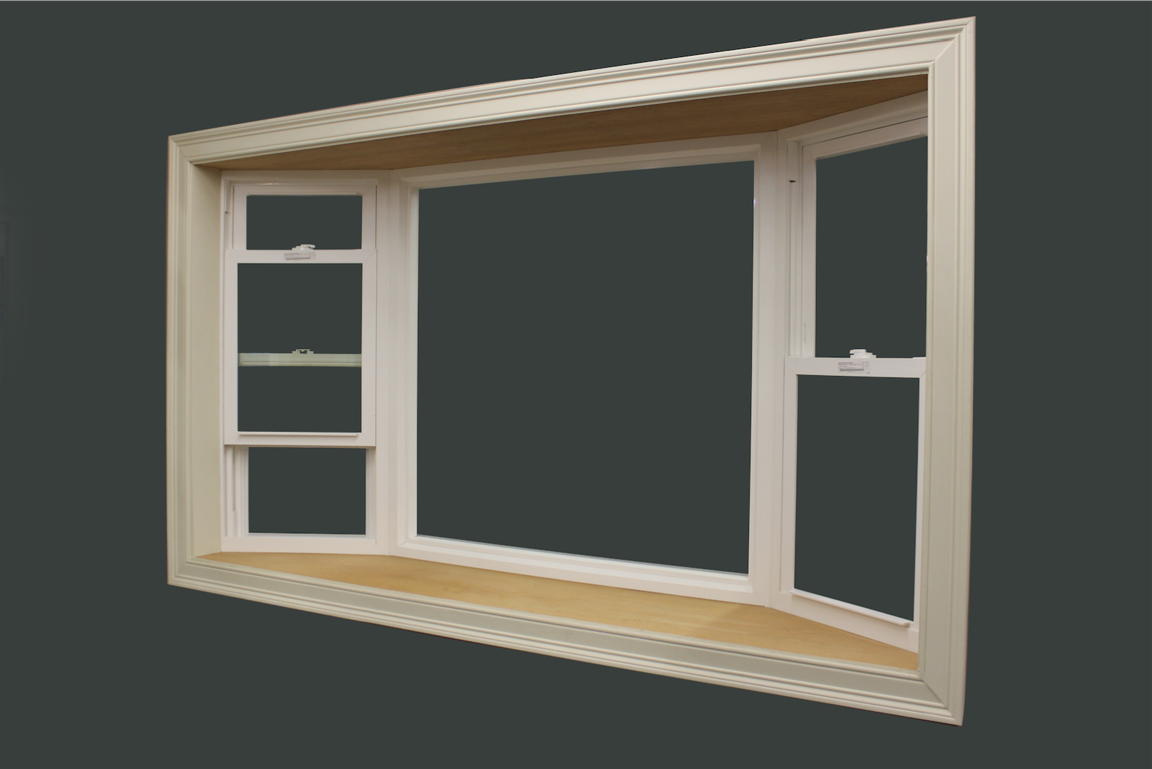 New construction bow and bay windows specialty wholesale for Wholesale windows
