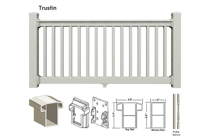 Trustin Railing
