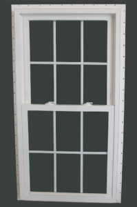 New Construction Double Hung Window